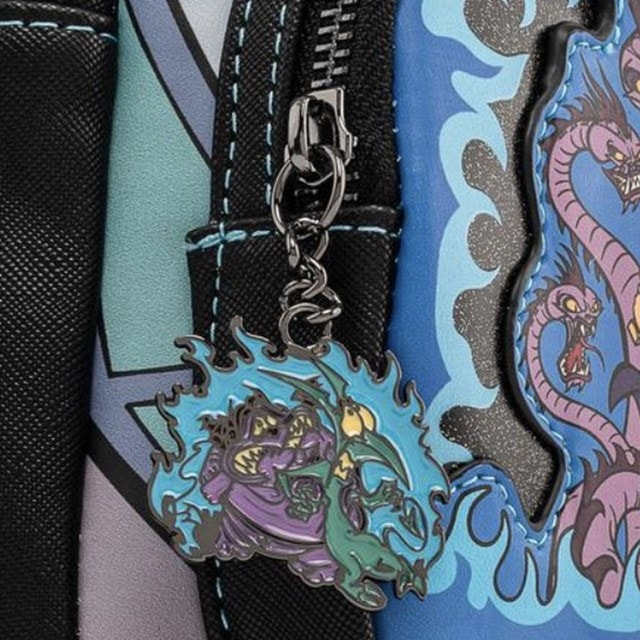 Disney: Hercules Villains Scene Hades Mini Loungefly Backpack - 4