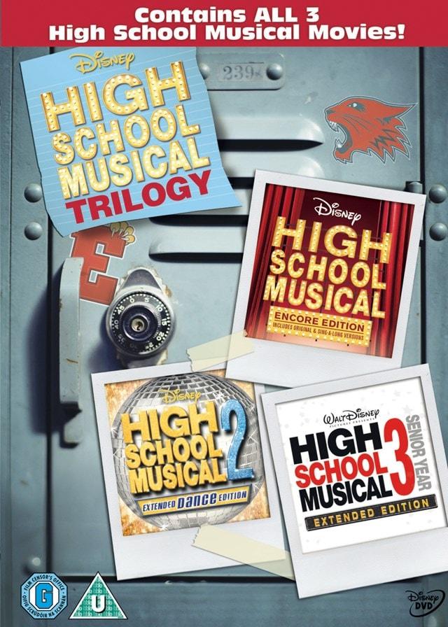 High School Musical 1-3 - 1