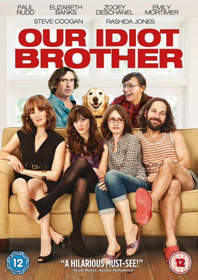 Our Idiot Brother - 1