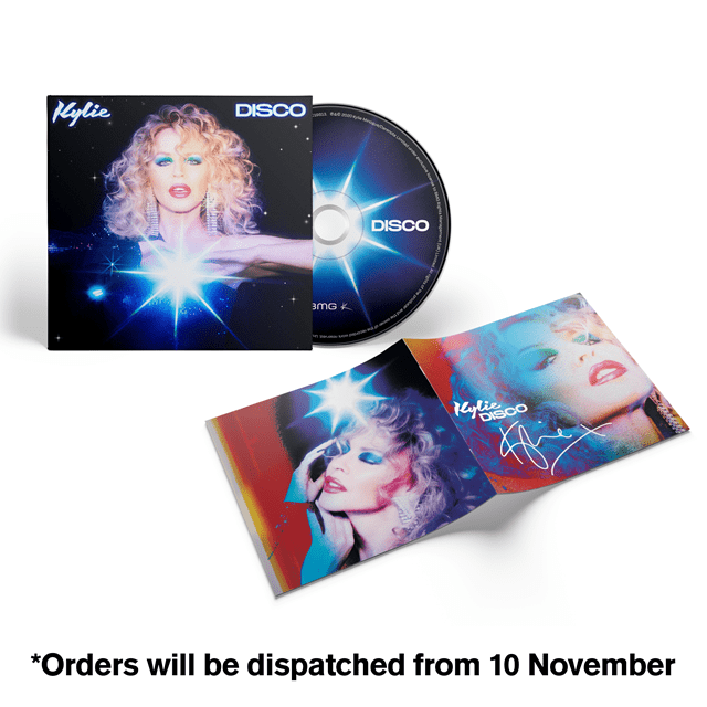 Disco - Limited Edition Signed Copies - 1