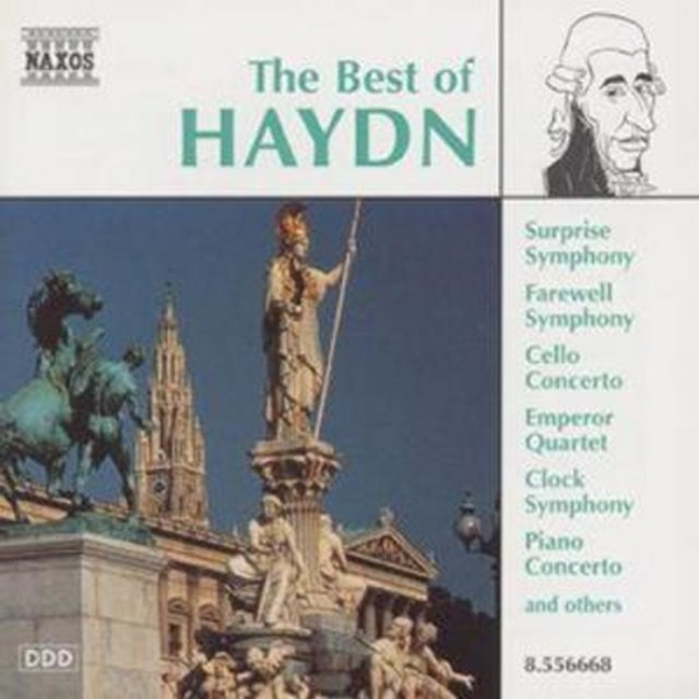 The Best of Haydn - 1