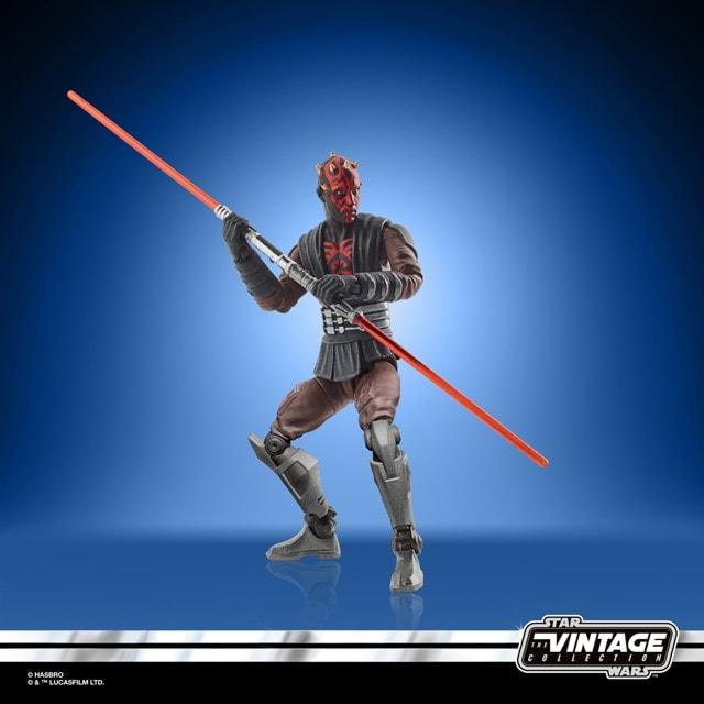 Darth Maul (Mandalore) Star Wars: Vintage Collection Action Figure - 4