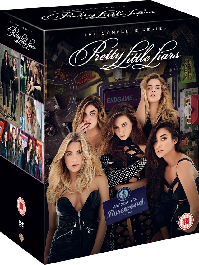 Pretty Little Liars: The Complete Series - 2