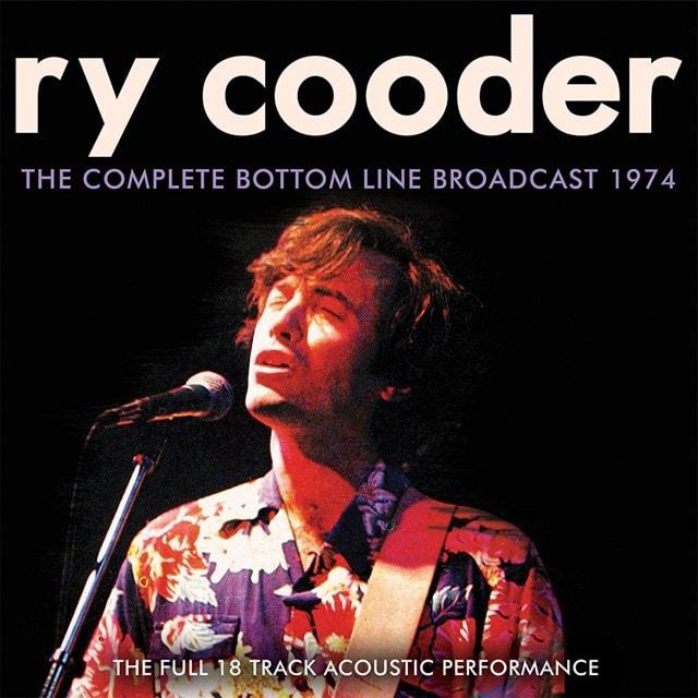 The Complete Bottom Line Broadcast 1974 - 1