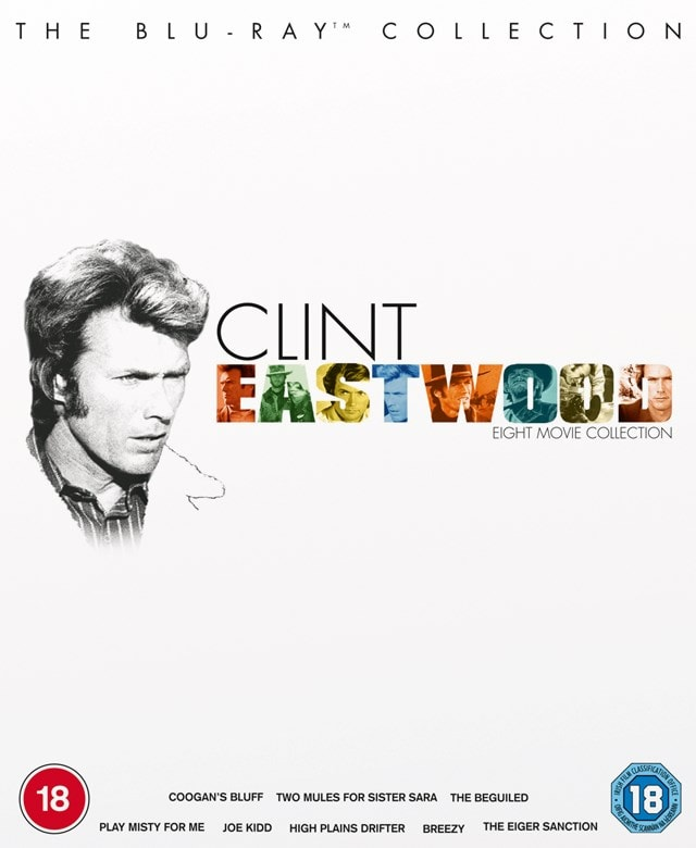 Clint Eastwood: The Collection - 1
