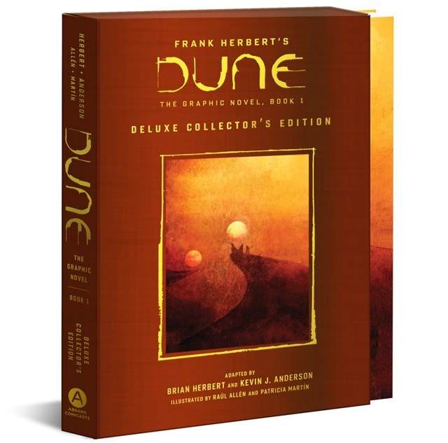 Dune: The Graphic Novel, Book 1: Dune: Deluxe Collector's Edition (Hardback) - 1