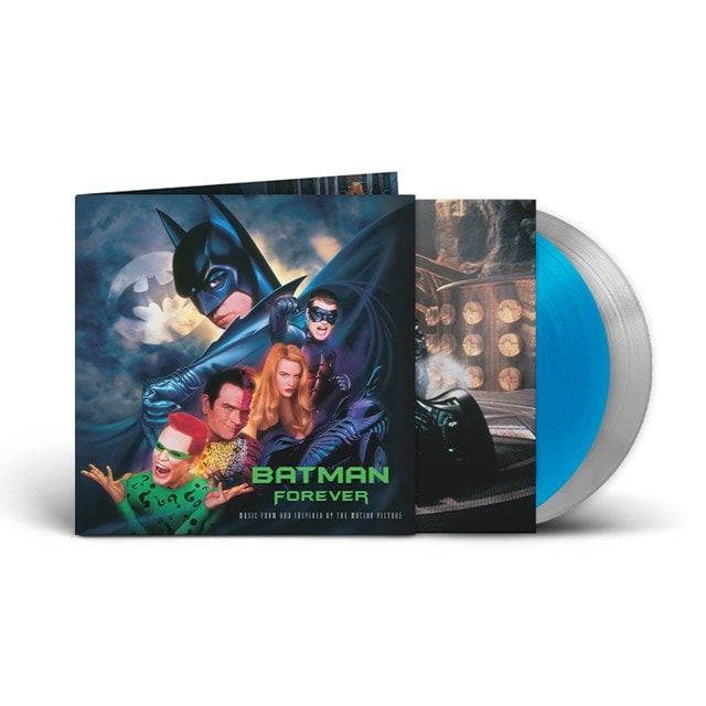 Batman Forever Limited Edition Coloured Vinyl - 1