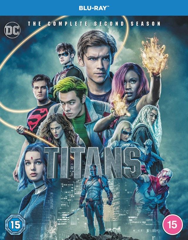 Titans: The Complete Second Season - 1