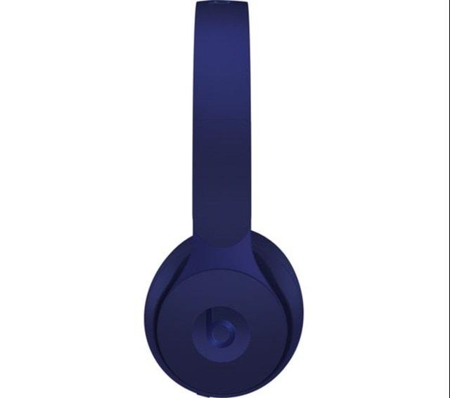 Beats By Dr Dre Solo Pro Wireless Dark Blue Headphones - 3