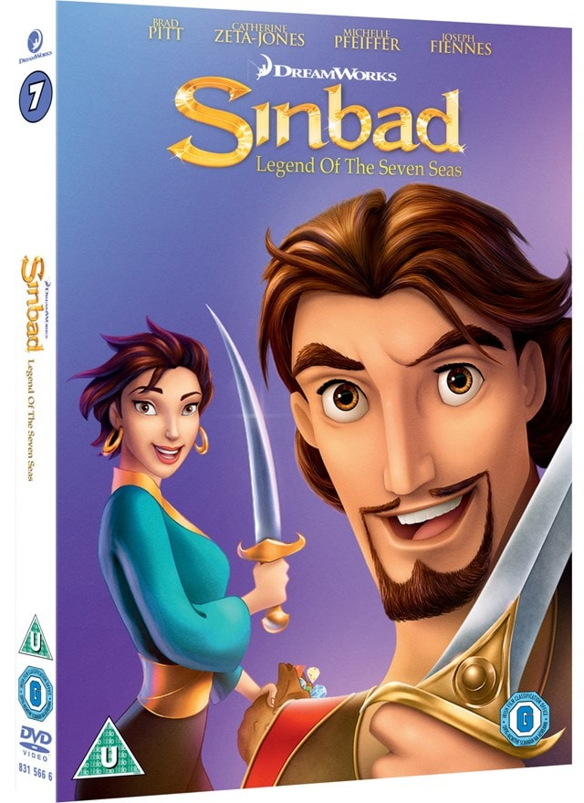 Sinbad: Legend of the Seven Seas - 2