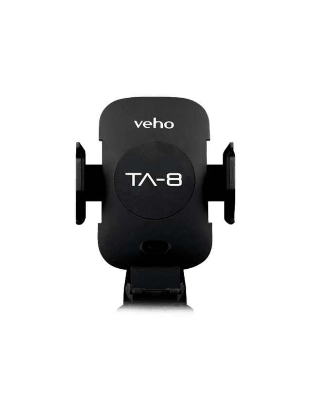 Veho TA-8 Qi Wireless In-Car Charger - 2