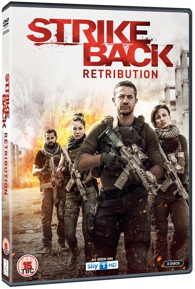 Strike Back: Retribution - 2
