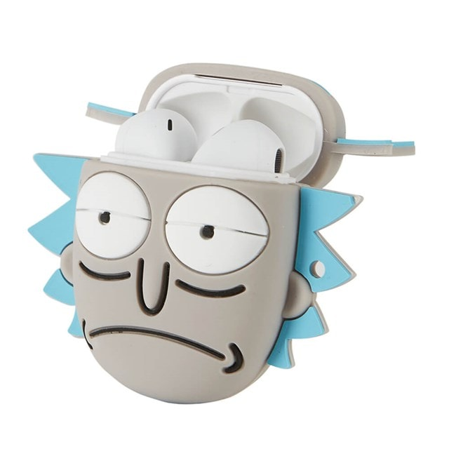 Lazerbuilt Rick & Morty Rick True Wireless Bluetooth Earphones - 2