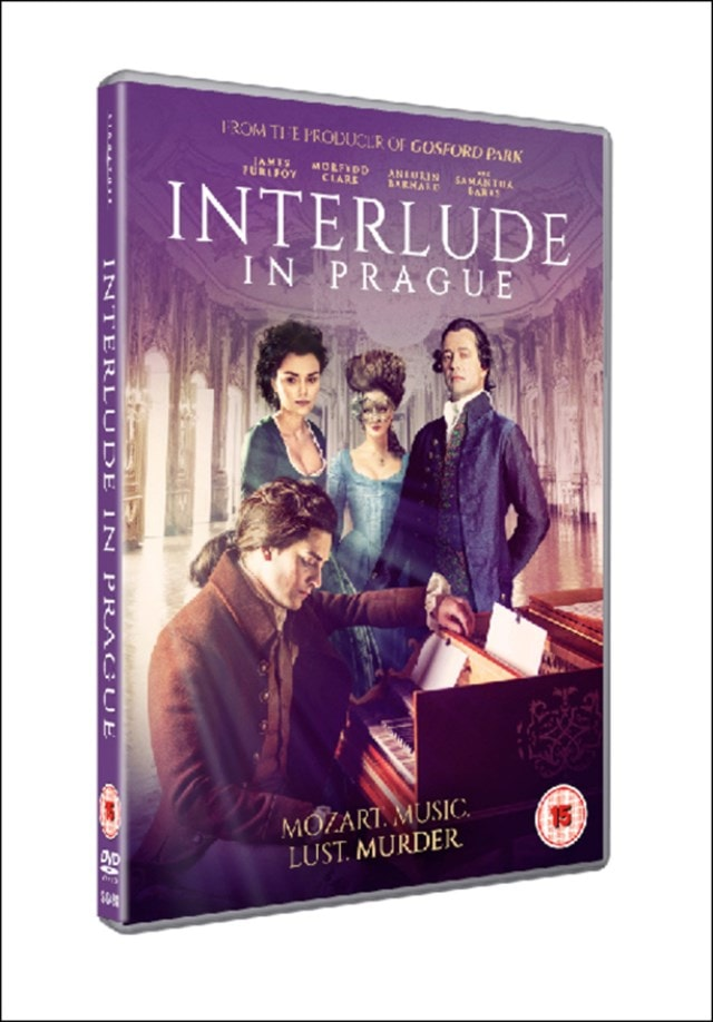 Interlude in Prague - 2