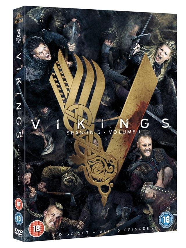 Vikings: Season 5 - Volume 1 - 2
