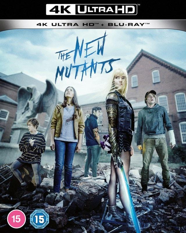 The New Mutants - 1