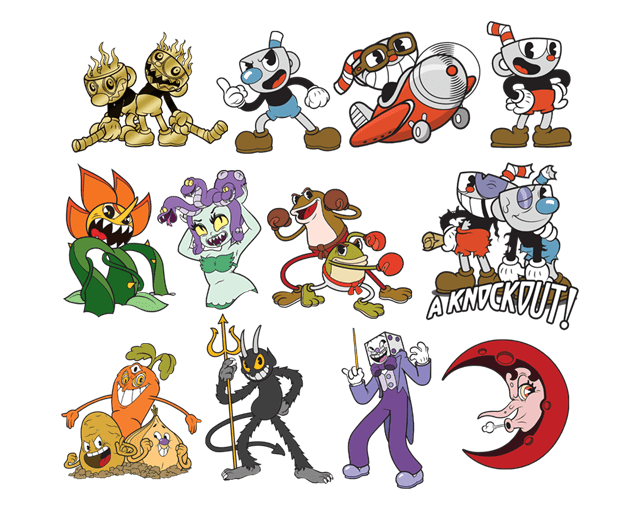 Cuphead: Mystery Pin Badges - 2