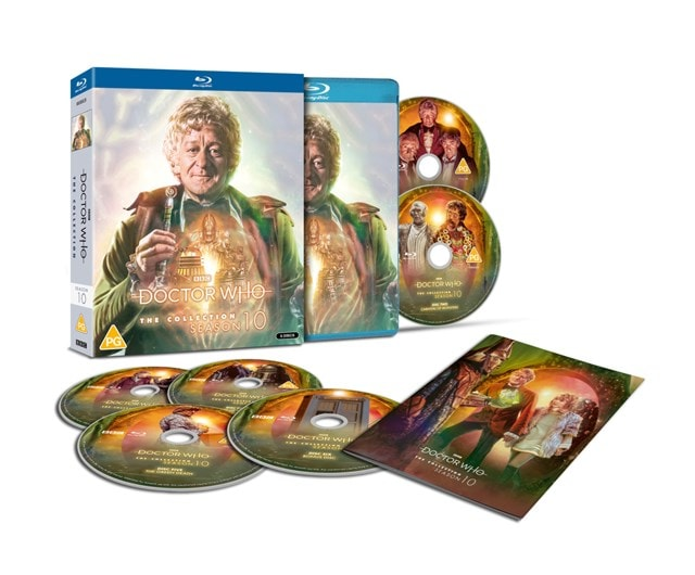 Doctor Who: The Collection - Season 10 - 1