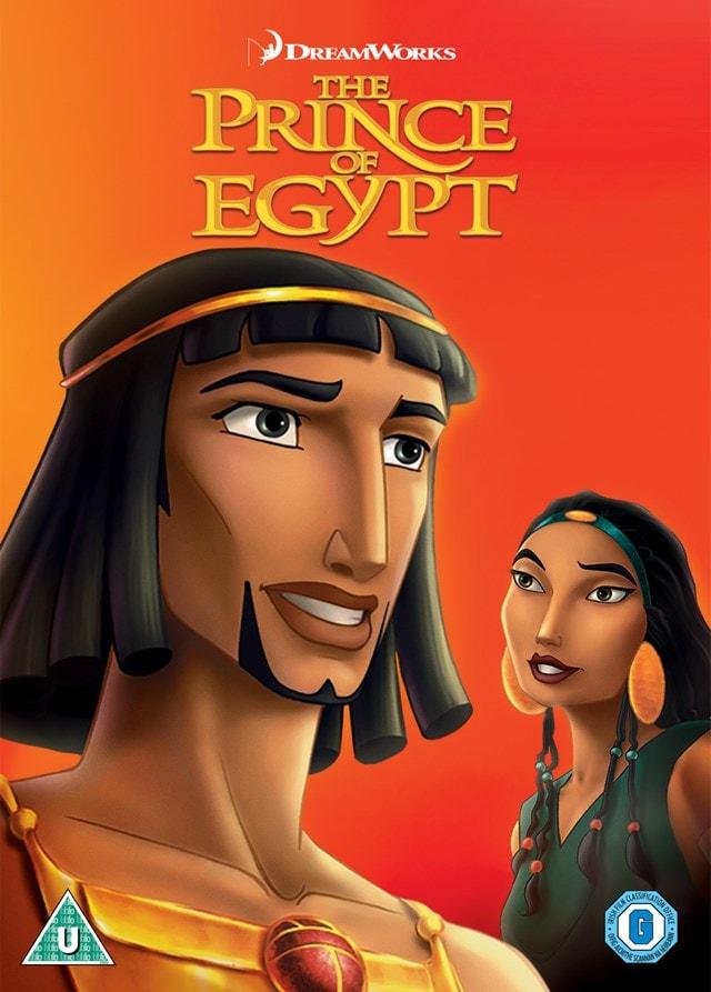The Prince of Egypt - 1
