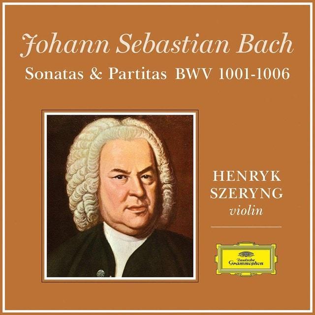 Johann Sebastian Bach: Sonatas & Partitas, BWV 1001-1006 - 1