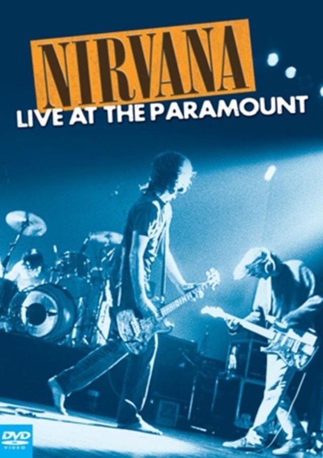 Nirvana: Live at Paramount - 1