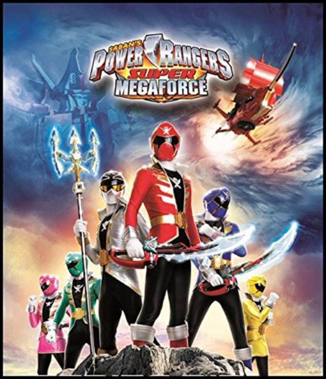 Power Rangers: Super Megaforce - Volume 3 - 1