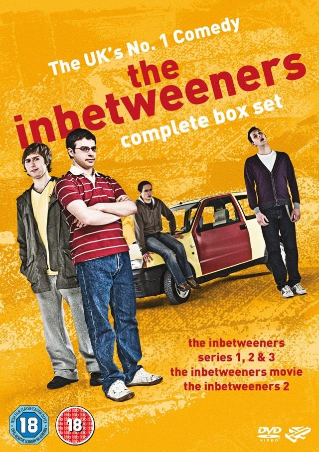 The Inbetweeners: Complete Collection - 1