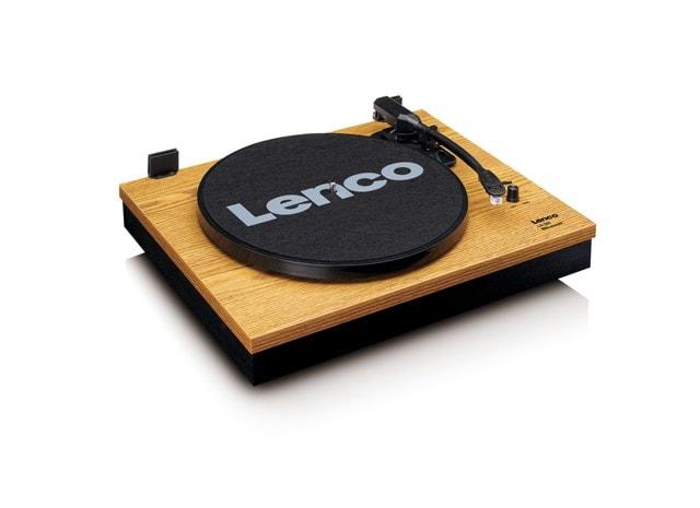 Lenco LS-300 Wood turntable and Speakers - 6