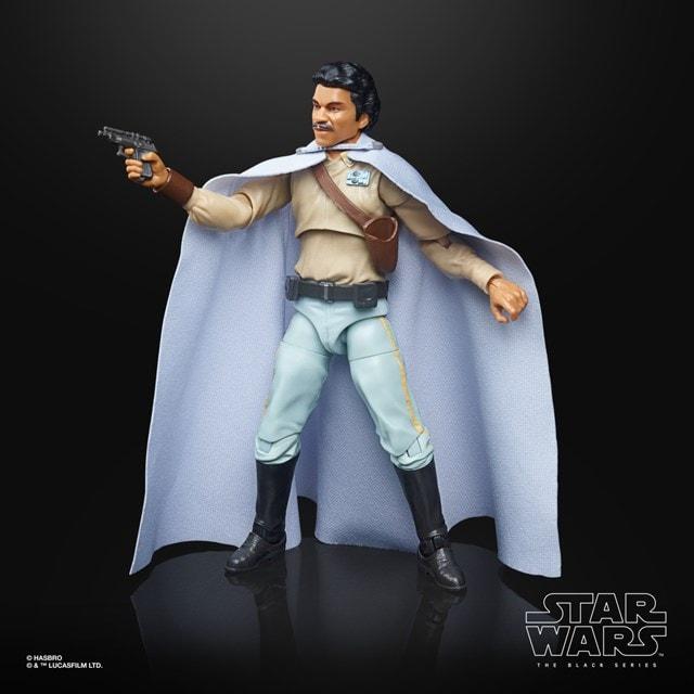 General Lando Calrissian: Return of the Jedi: Star Wars Black Series Action Figure - 2