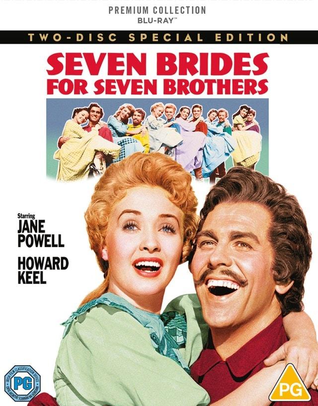 Seven Brides for Seven Brothers (hmv Exclusive) - The Premium Collection - 2
