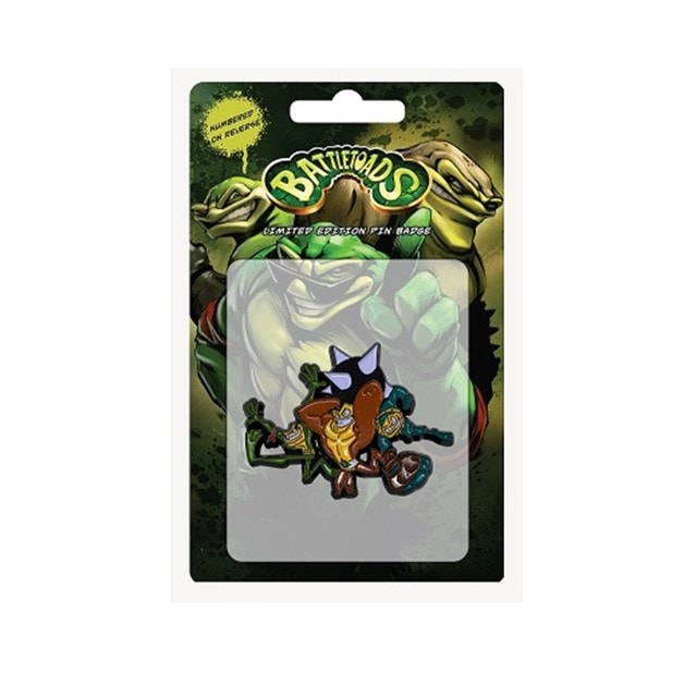 Battle Toads: Limited Edition Pin Badge - 1