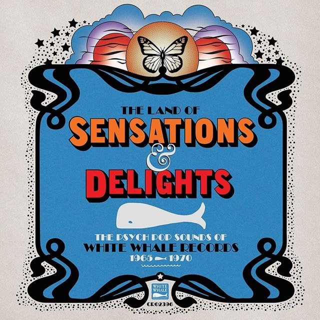 The Land of Sensations and Delights: The Psych Pop Sounds of White Whale Records 1965-1970 - 1