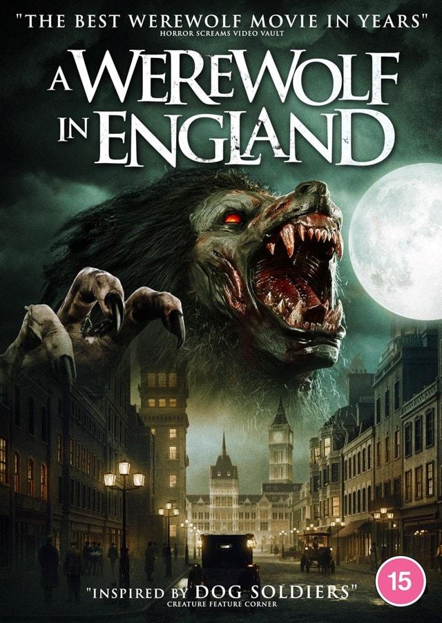 A Werewolf in England - 1