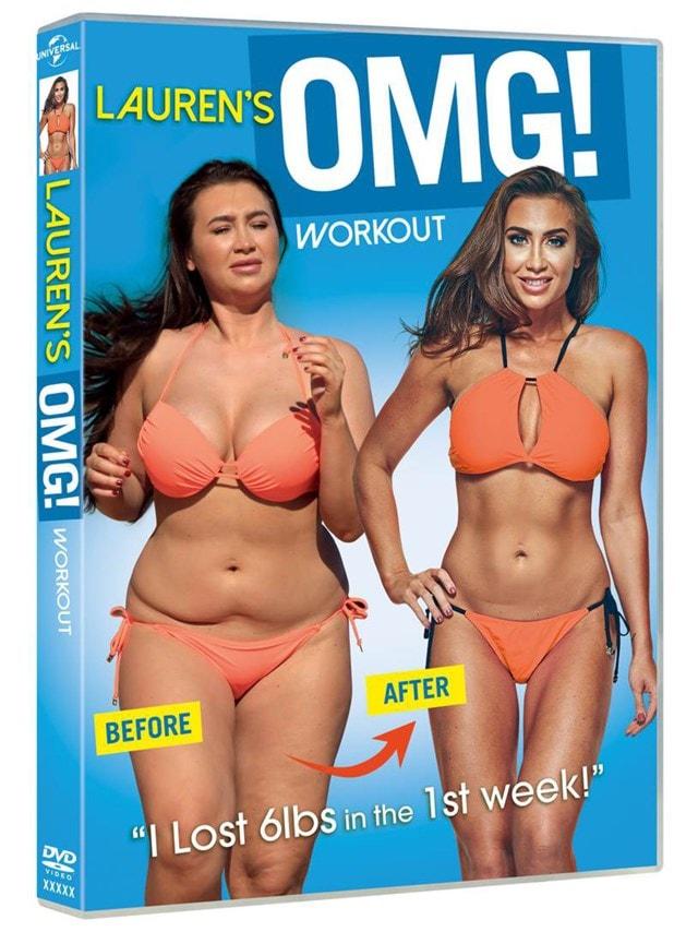 Lauren's OMG Workout - 2