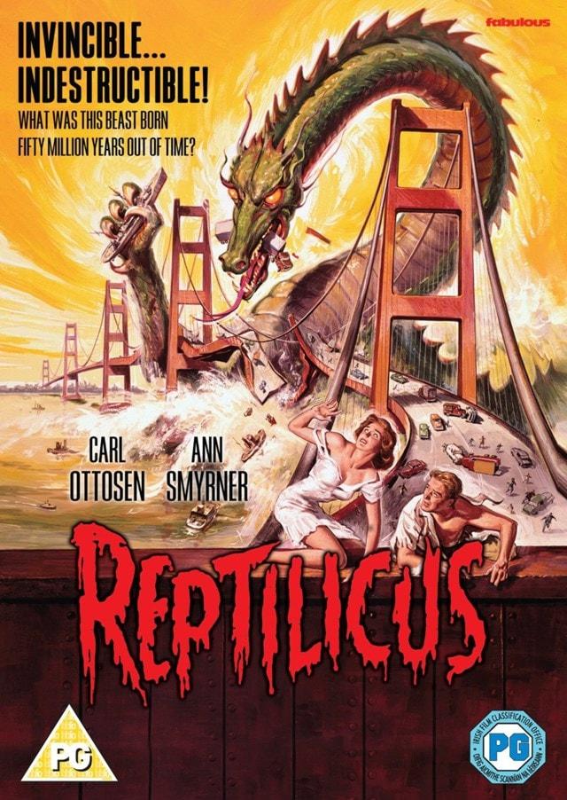 Reptilicus - 1