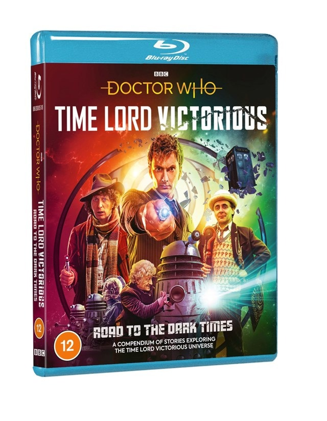 Doctor Who: Time Lord Victorious - Road to the Dark Times - 2