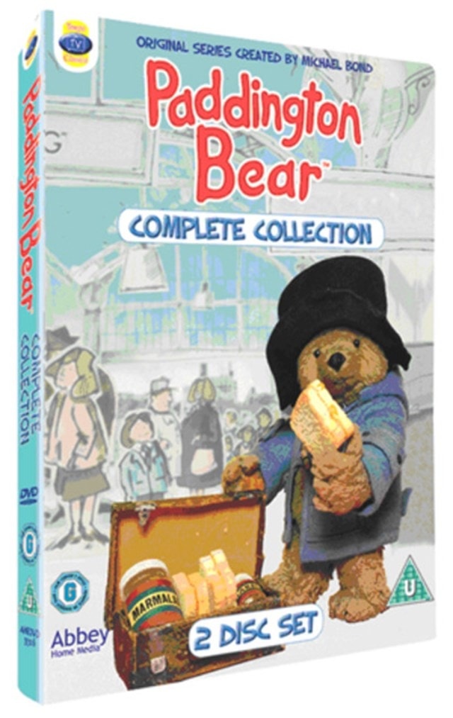 Paddington Bear: The Complete Collection - 1
