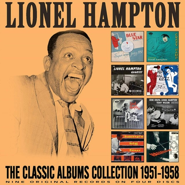 The Classic Albums Collection: 1951-1958 - 1