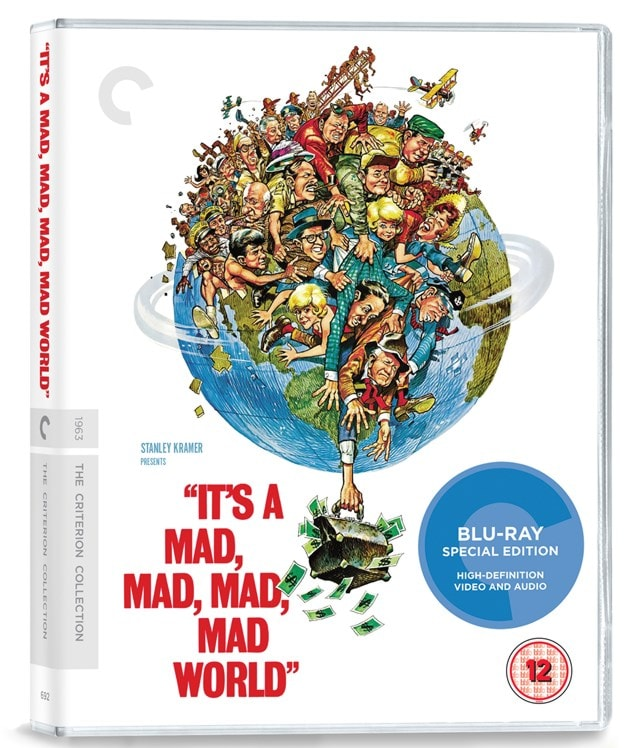 It's a Mad, Mad, Mad, Mad World - The Criterion Collection - 2
