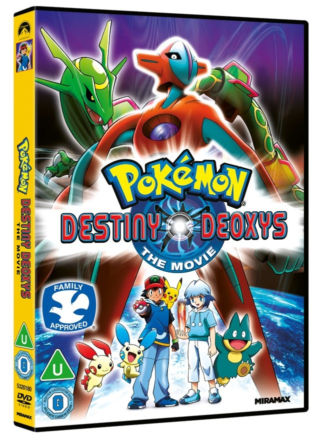 Pokemon: Destiny Deoxys - 2