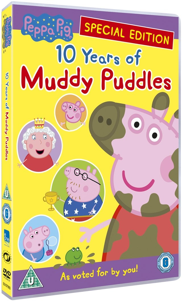 Peppa Pig: 10 Years of Muddy Puddles - 2
