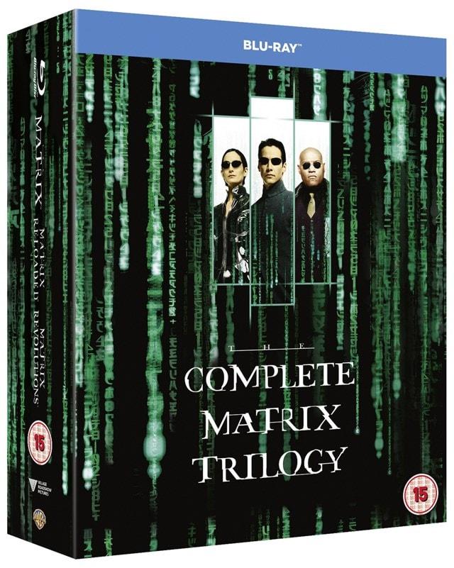 The Matrix Trilogy - 2