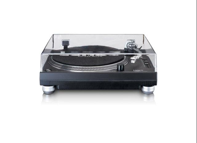 Lenco LS-3809 Black Direct Drive Turntable - 5