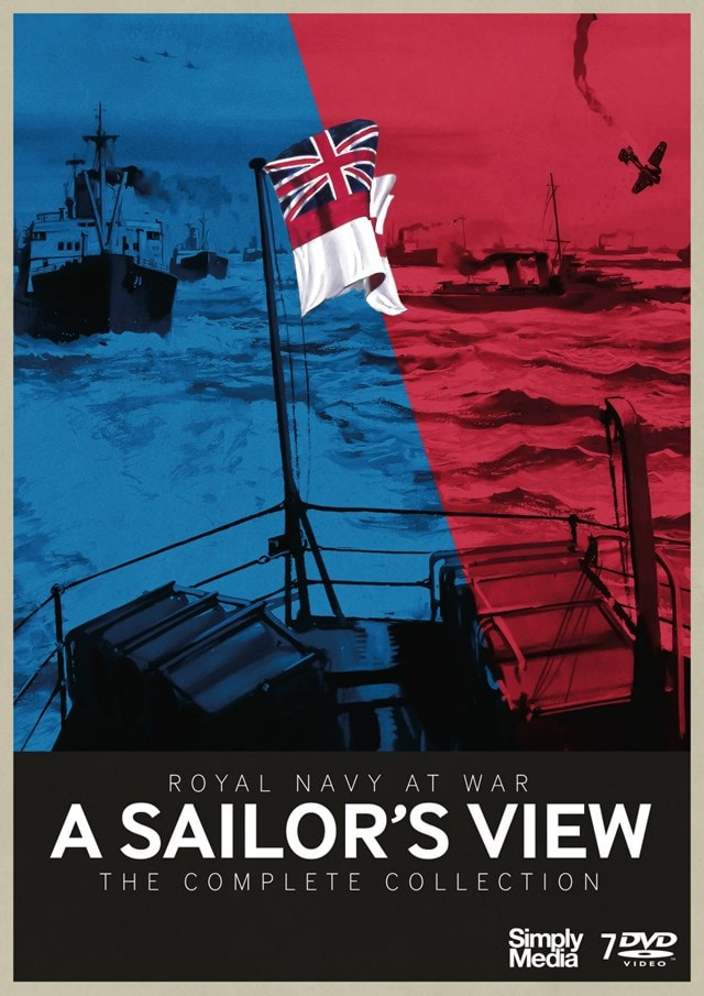 Royal Navy at War - A Sailor's View: The Complete Collection - 1