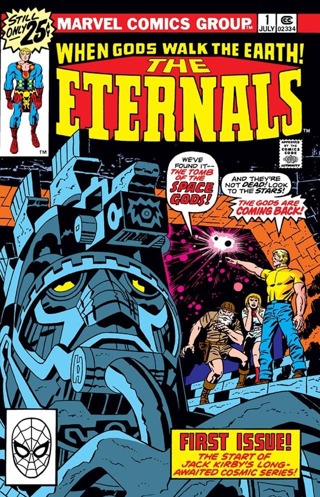 The Eternals: Volume 1 Marvel Comics - 1