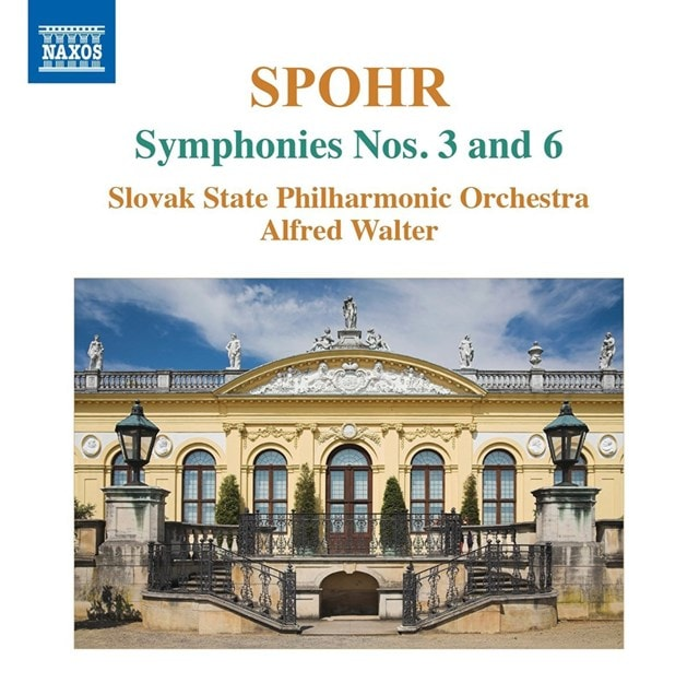 Spohr: Symphonies Nos. 3 and 6 - 1