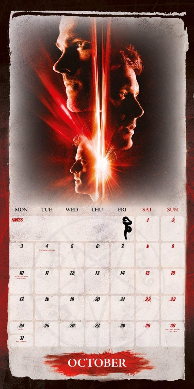 Supernatural Square 2022 Calendar - 4