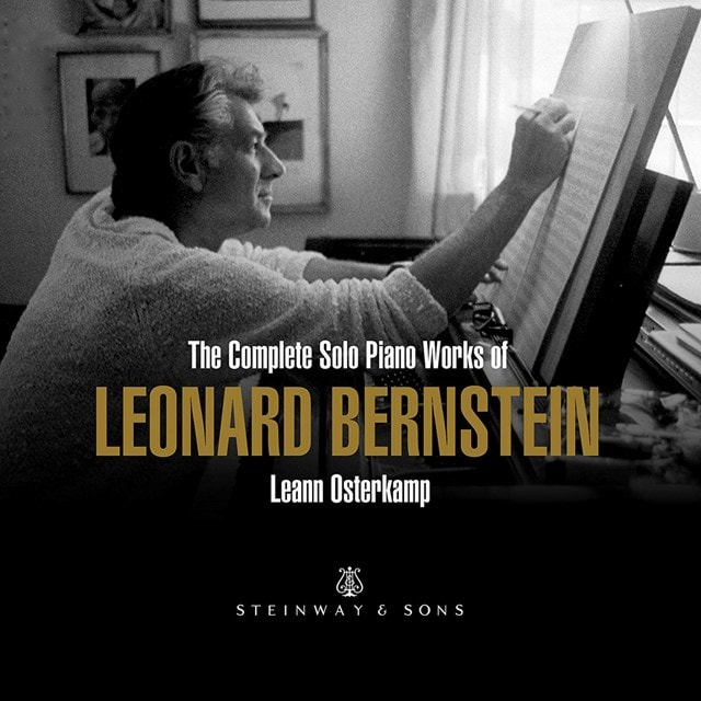 The Complete Solo Piano Works of Leonard Bernstein - 1