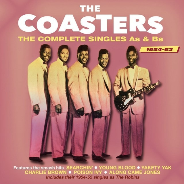 The Complete Singles As & Bs 1954-62 - 1