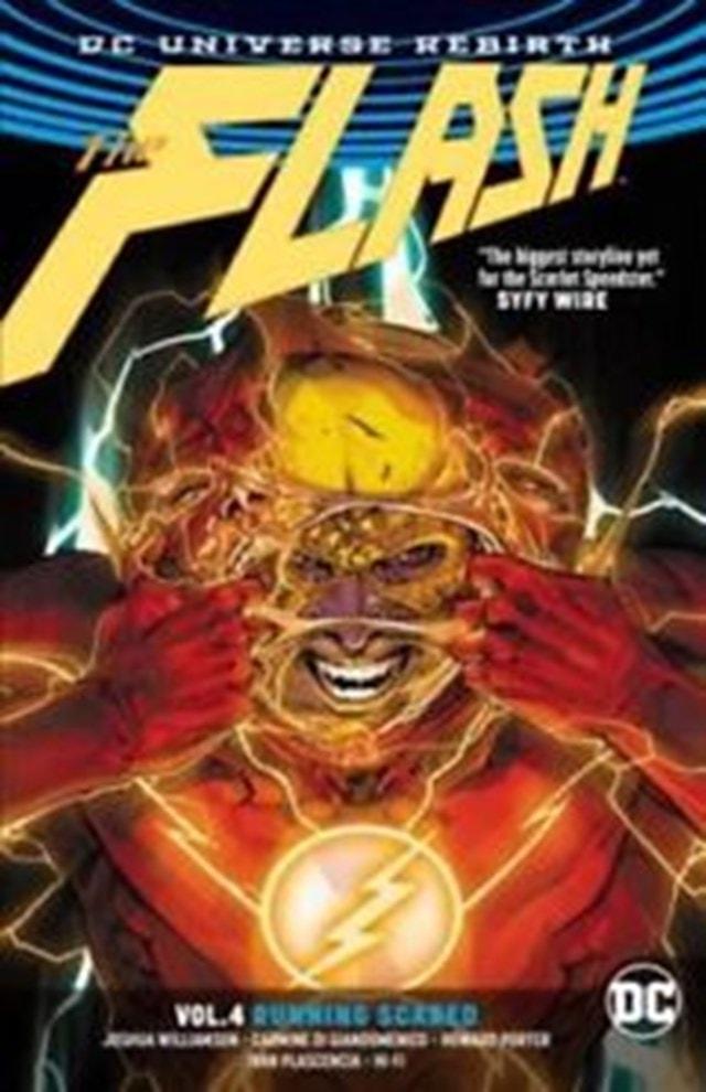 Flash (Rebirth) Vol 4 - 1